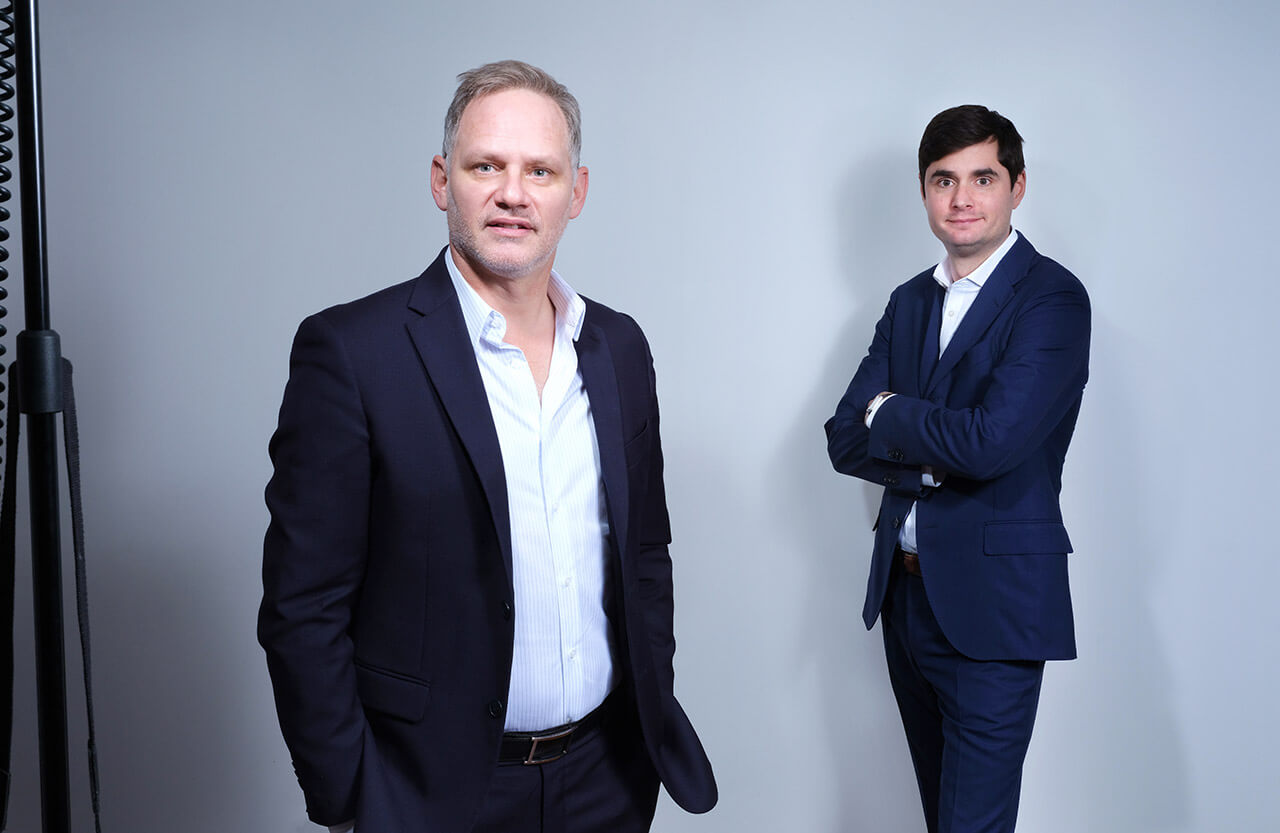 Jean-Marc LOUIS et Guillaume DUPONT
